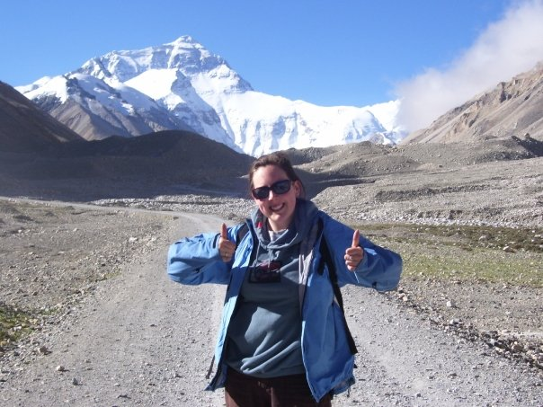 Hiking our way to Everest Base Camp