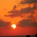 Sunset Obsession: Caye Caulker, Belize