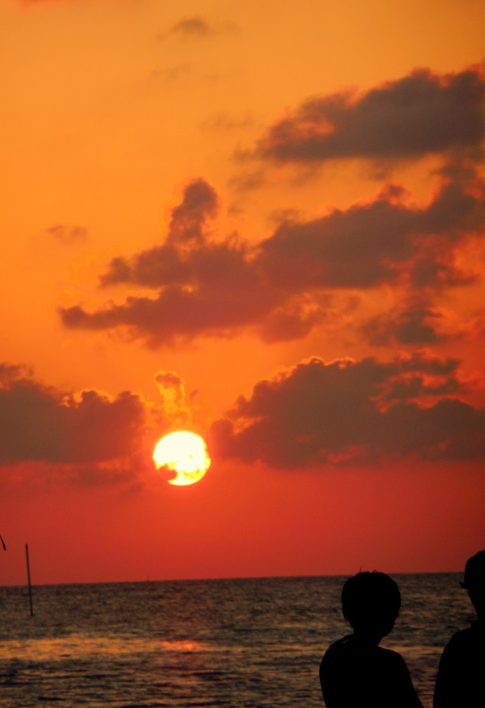 Sunset Obsession: Caye Caulker, Belize