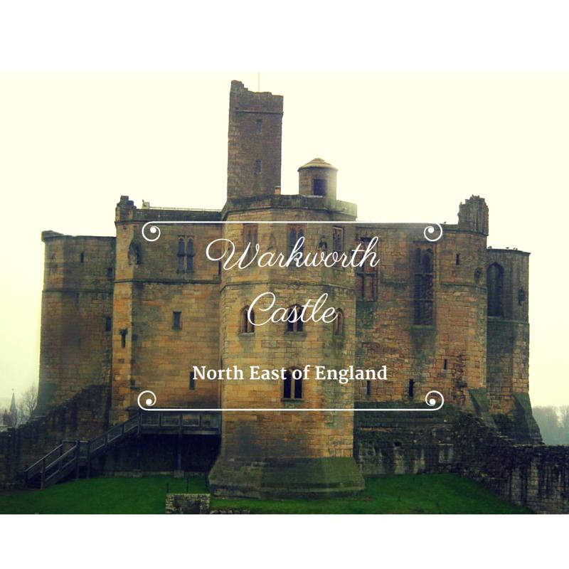 Warkworth Castle Northumberland