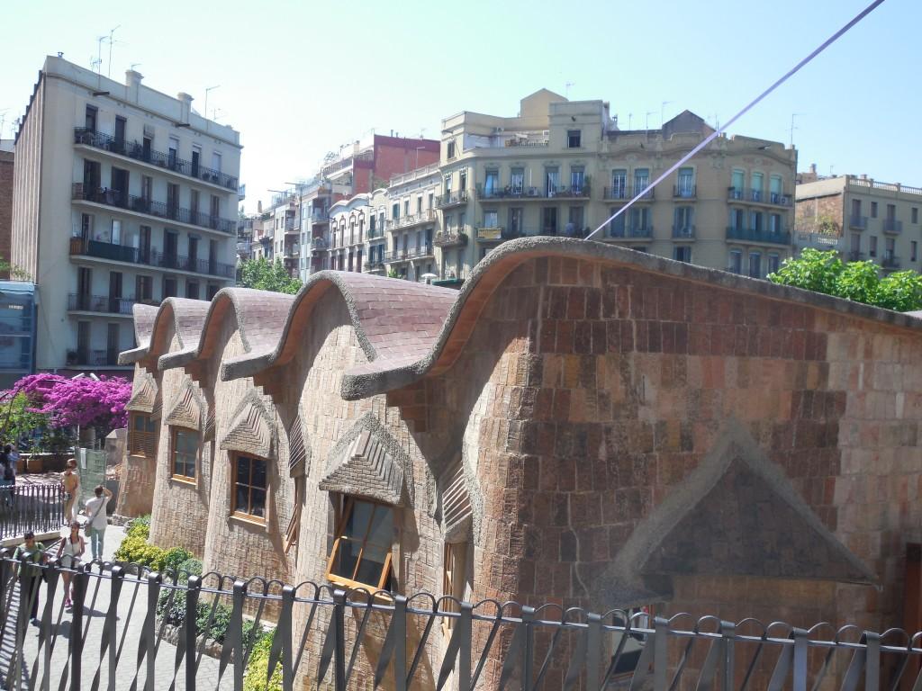 Gaudi's workshop