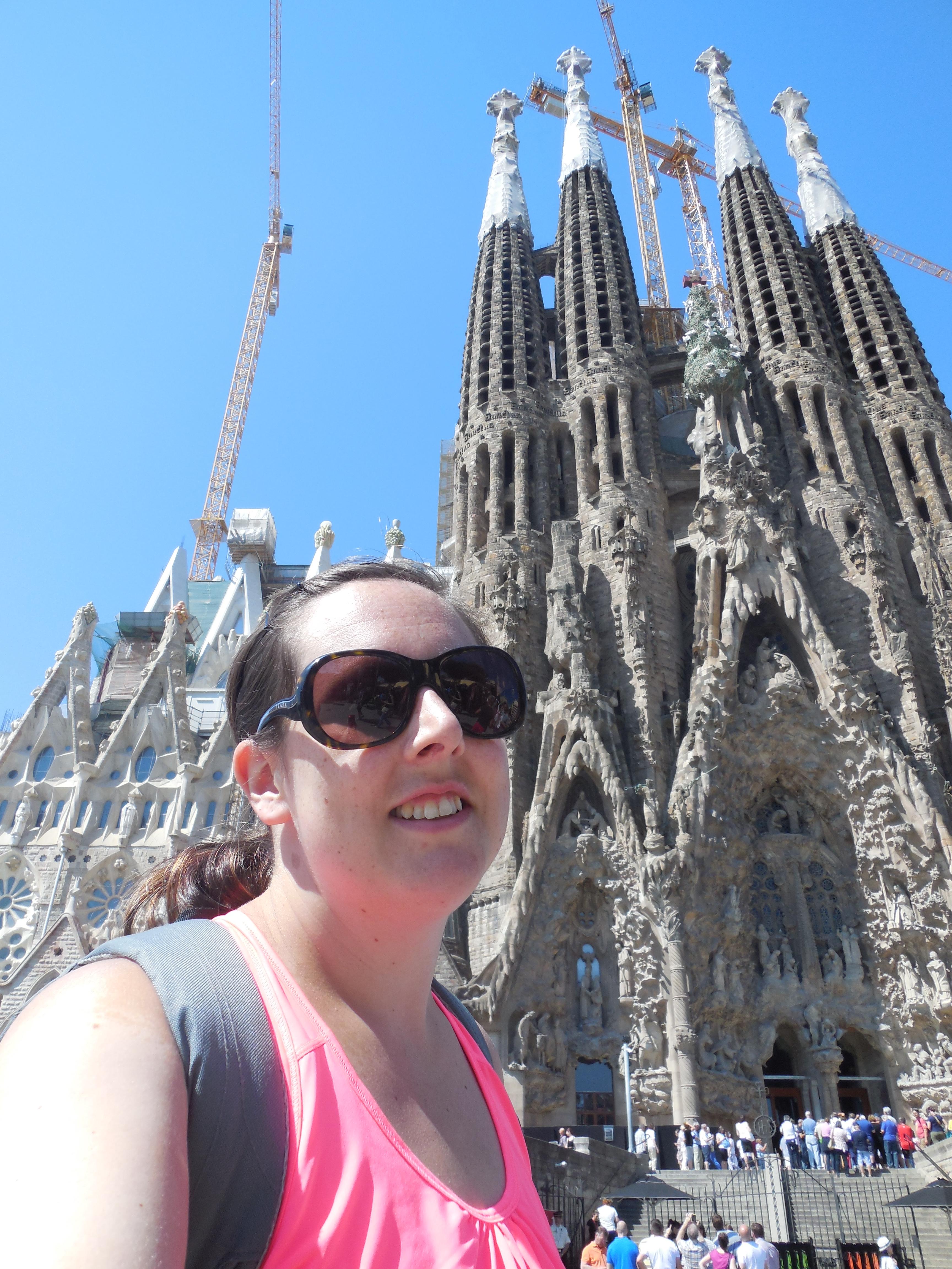 Sagrada Familia: La Sagrada Familia, Barcelona
