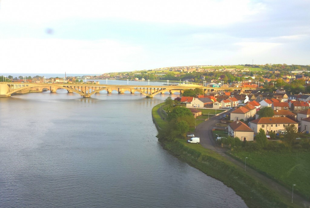 Berwick Upon Tweed, Northumberland Coast