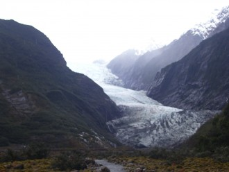 Franz Josef Glacier New Zealand