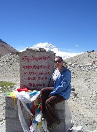 Mount Qomolangma Base Camp