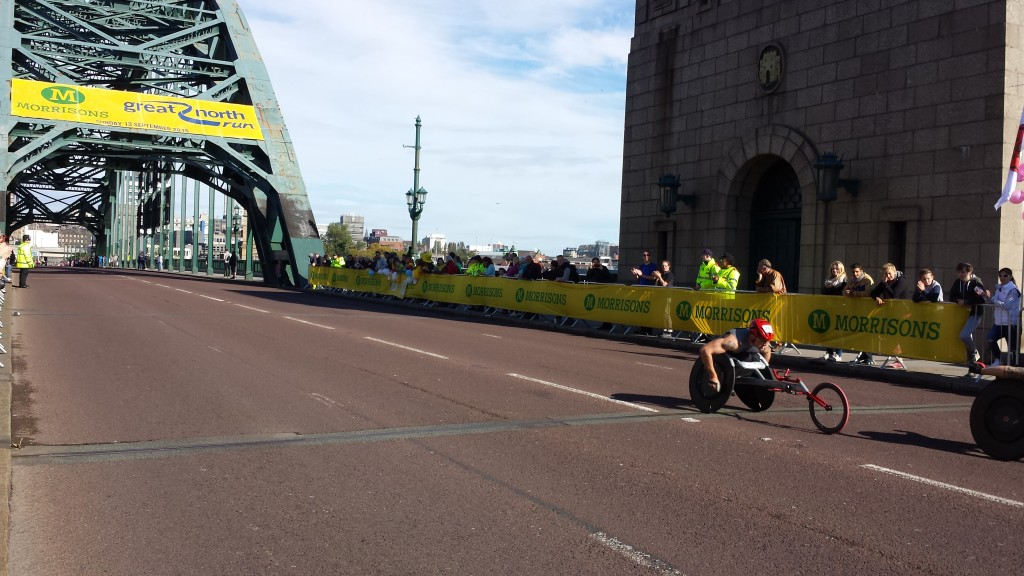 The Great North Run 2015