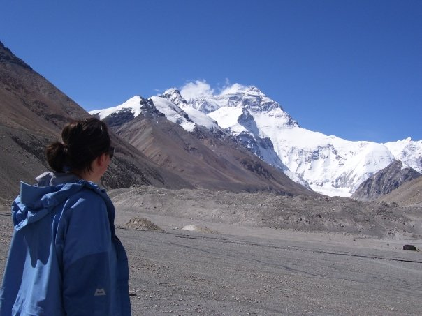 Mount Everest, Mount Qomolangma