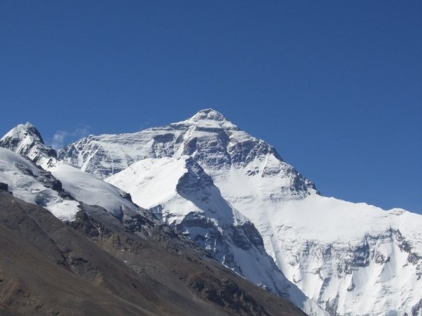 Mount Everest, Mount Qomolungmal