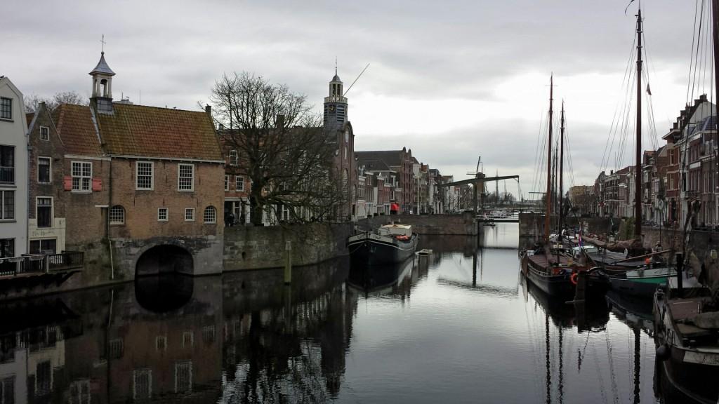 Historic Delfshaven Rotterdam