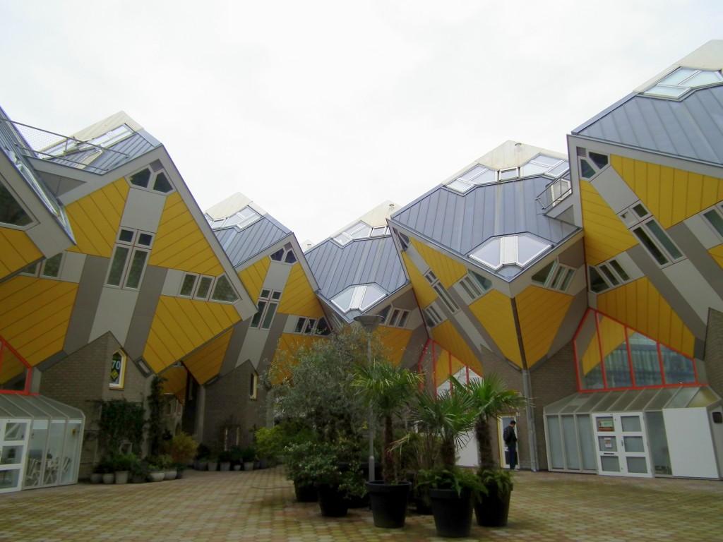 Piet Blom's Cube Houses