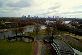 Rotterdam view