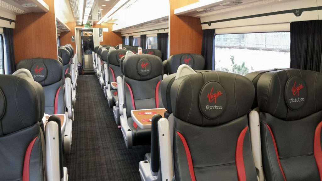 How Far Could a #VirginTrains Adventure Take You? - This Could Lead