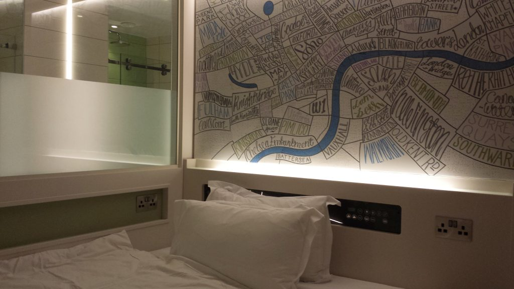 London Hotel Review – Hub by Premier Inn