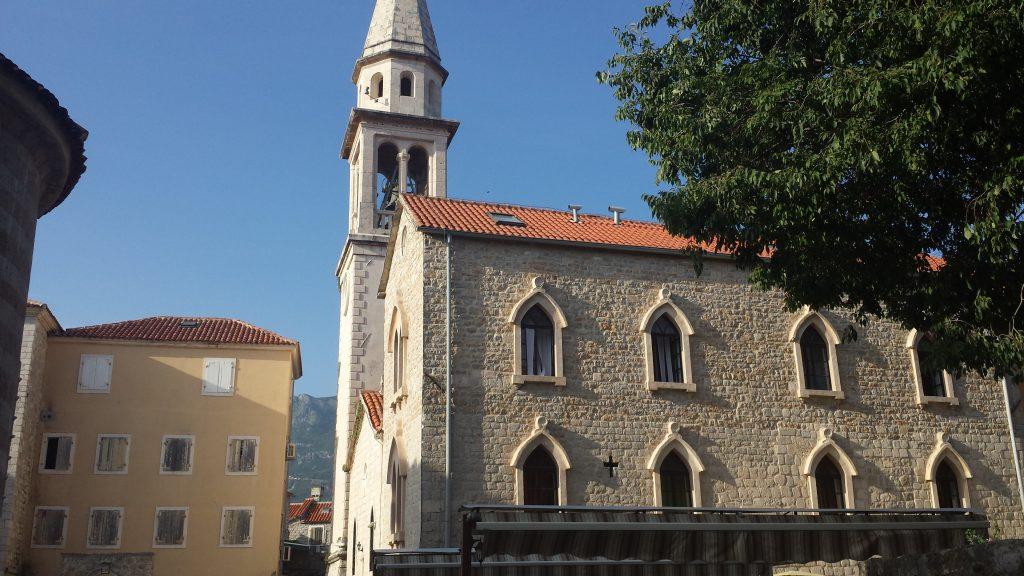 Budva church