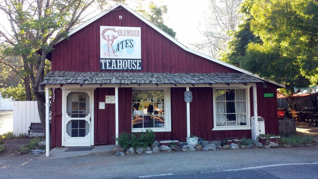 Kate's Teahouse Columbia State Park