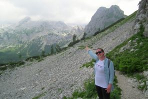 Climbing Mount Triglav with Big Berry Camp
