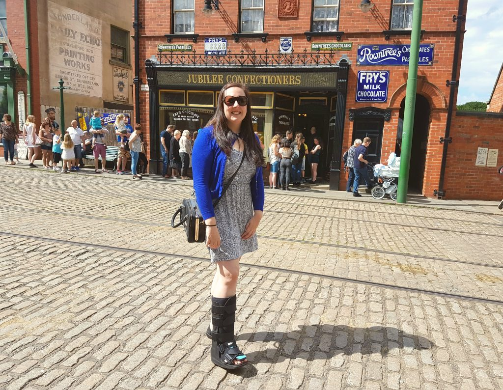Beamish accessibility
