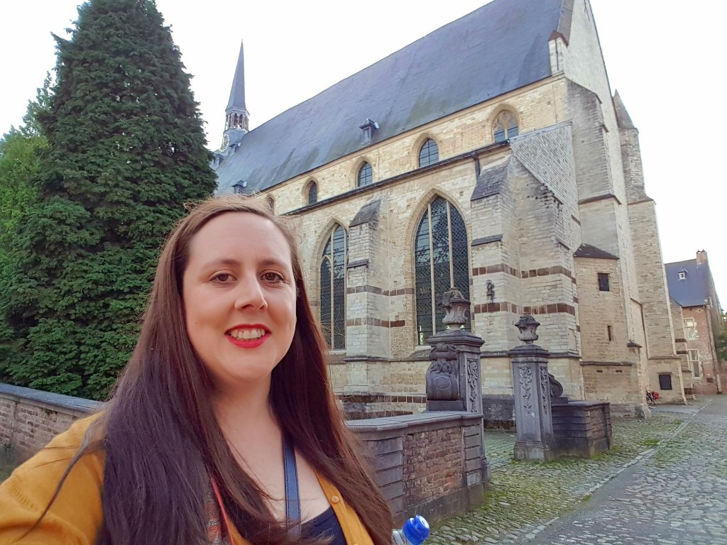St Gertrude's Church in the Grand Beguinage