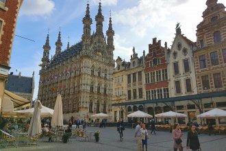 Leuven Belgium main square
